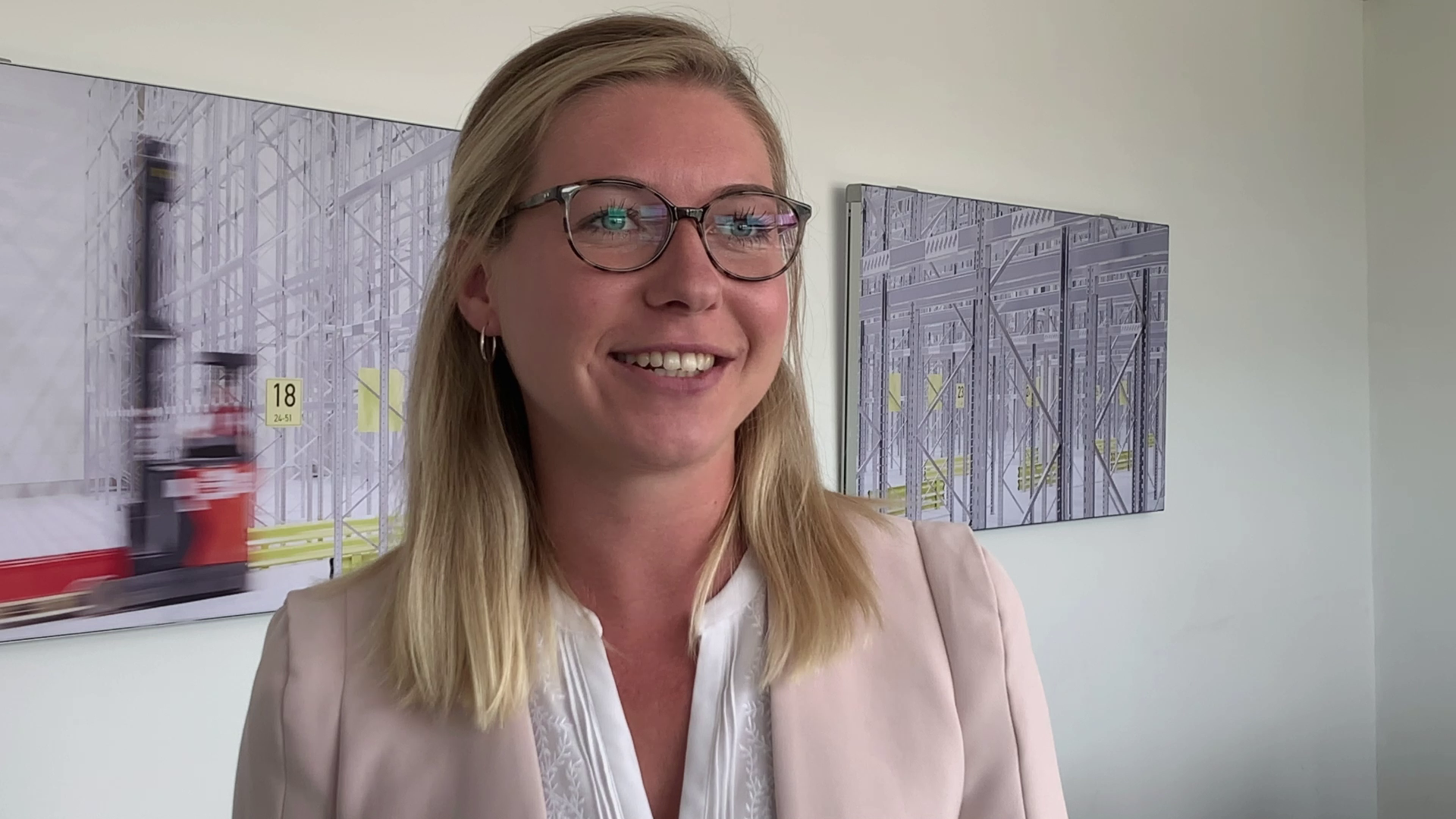 4 Fragen an Verena Schwendner – LOXXESS Pharma